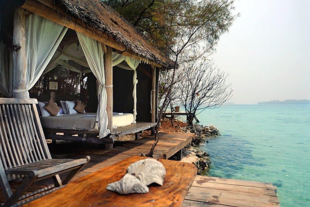 Paket Tour Pulau Seribu